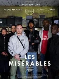 I Miserabili poster
