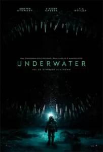 Underwater poster
