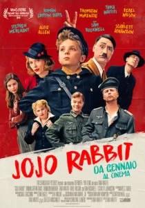 Jojo Rabbit - locandina