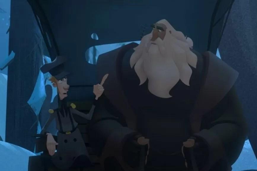 Klaus - I segreti del Natale pellicola