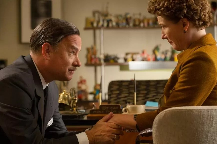Saving Mr Banks pellicola