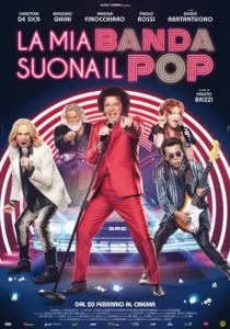La mia banda suona il pop poster