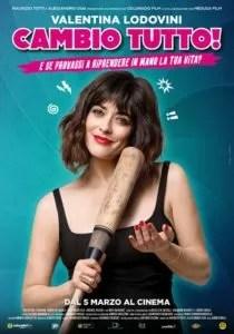 Cambio Tutto! poster