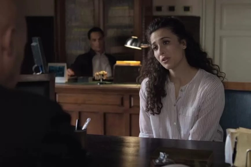 Il Commissario Montalbano - Salvo amato, Livia mia episodio