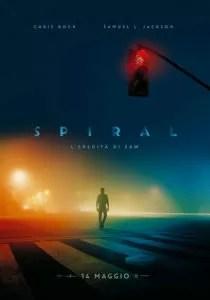 Spiral - L'eredità di Saw poster