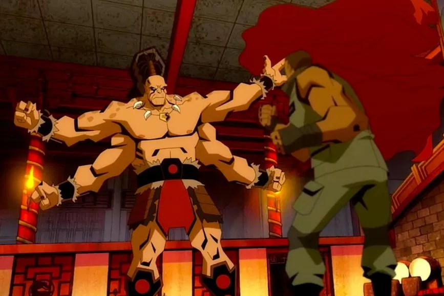 Mortal Kombat Legends: Scorpion's Revenge Warner Bros