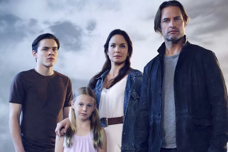 Colony serie tv review