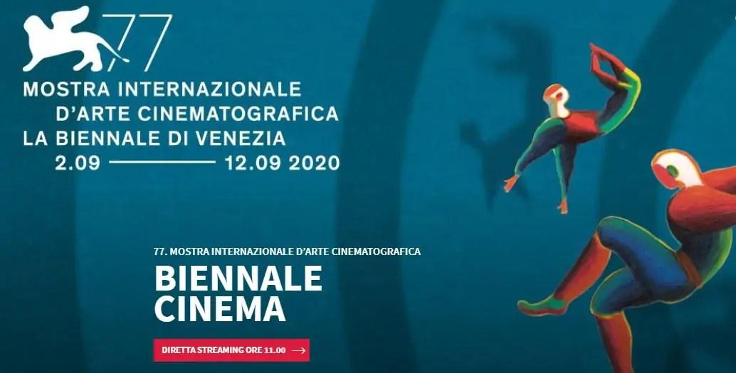 Festival di Venezia 2020 conferenza