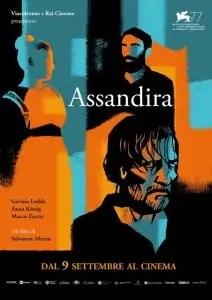 Assandira poster film