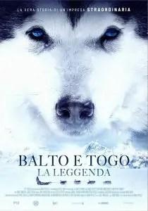 Balto e Togo poster