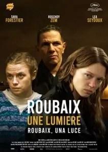Roubaix, une lumière poster