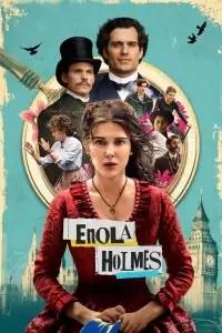 Enola Holmes - locandina