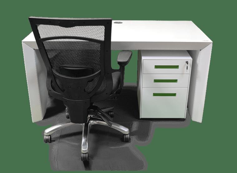 ECOdesk360-sustainable-office-furniture-recycle-reuse-cardboard-desk-work