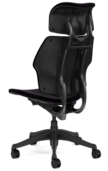 Humanscale-headrest-chair-recycled-materials-environmental-sustainable-office