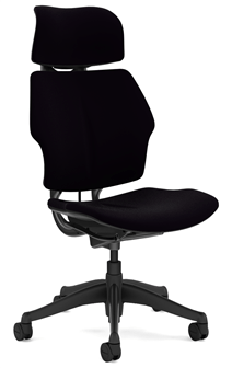 Humanscale-headrest-chair-recycled-materials-environmental-sustainable