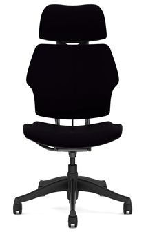Humanscale-headrest-chair-recycled-materials-environmental