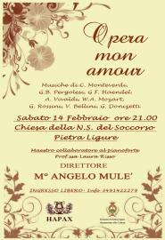 Pietra Opera Mon Amour - 14 febbraio
