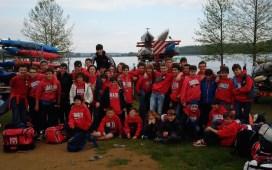 campionati piemontesi canoa