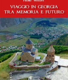 """Ad Albenga la presentazione del libro: """"Viaggio in Georgia tra memoria e futuro"""""""