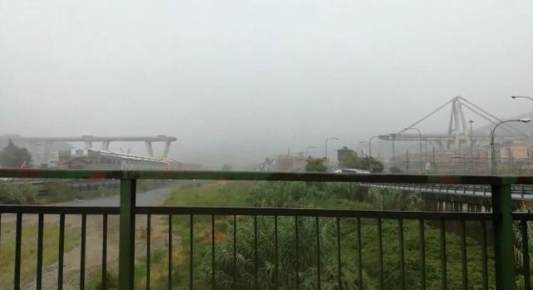 Crollo di Genova: ancora notizie parziali