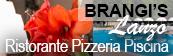 BRANGI'S piscina ristorante lanzo