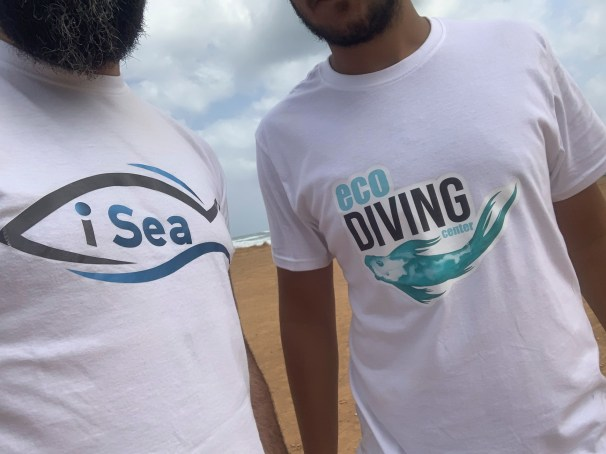 Isea eco diving center cooperation