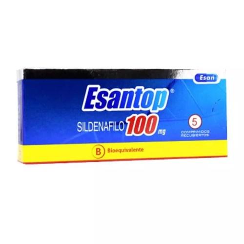 Esantop 100 mg x 5