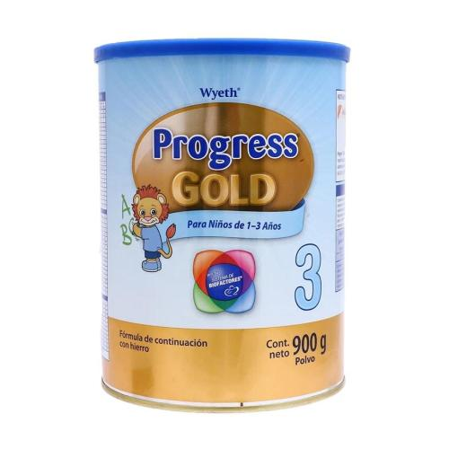 Progress Gold 900 gr