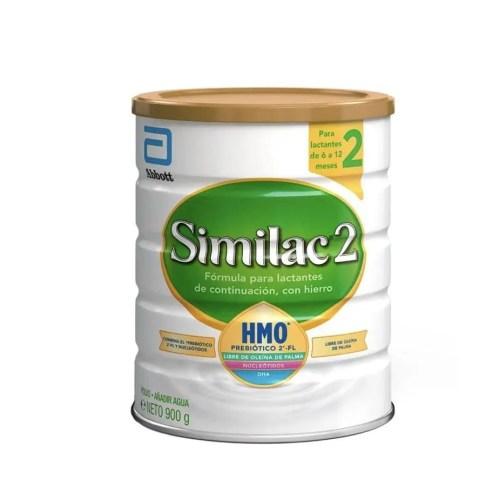 Similac 2 900 gr (6-12 Meses)