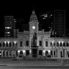 Belo Horizonte noturna.