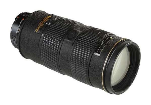 Nikon AF-S 80-200mm F2.8 D ED-IF SWM | Imagem da internet.