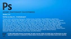 2008 - Adobe Photoshop versão CS4