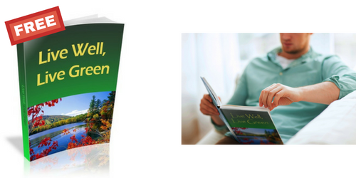 live well, live green book