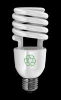 CFL Lights Bulbs curly