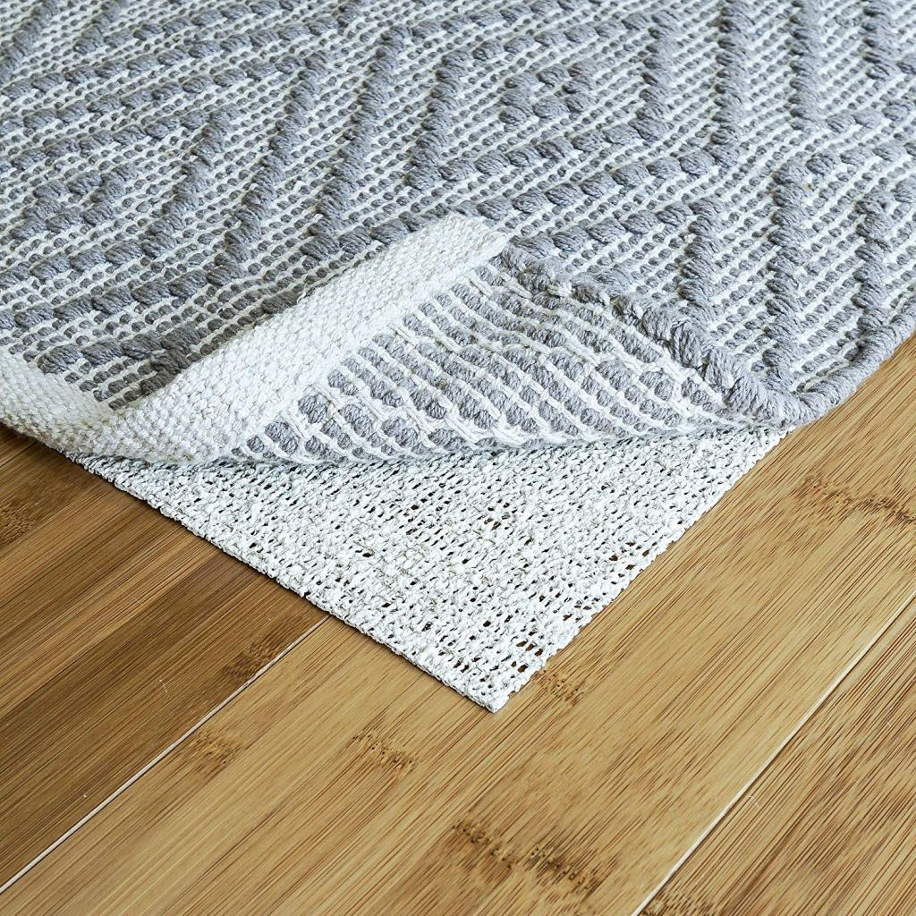 non slip rug pad. Depending Upon The Type Of Flooring You Have, If Place A Nice Rug On Your Floor, May Need To Put Pad Or Mat Underneath It, Non Slip