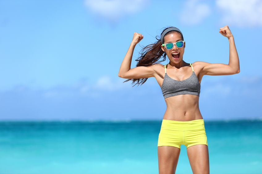 Yoga for abs to help melt belly fat