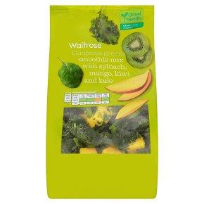 waitrose green smoothie mix