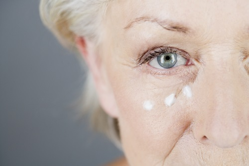 skin case after menopause - hydrate