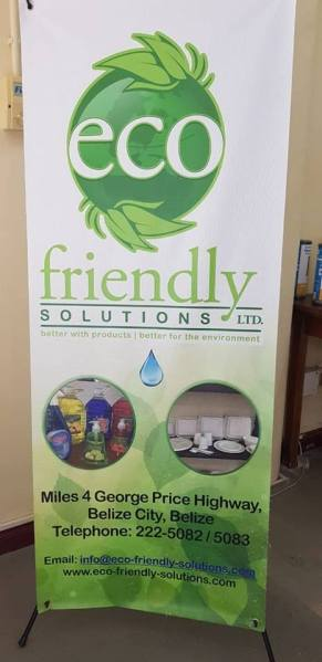 EcoFriendly Solutions Banner