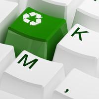 Ecología y sostenibilidad en el trabajo