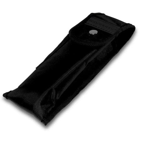 flashlight holster with belt attachment