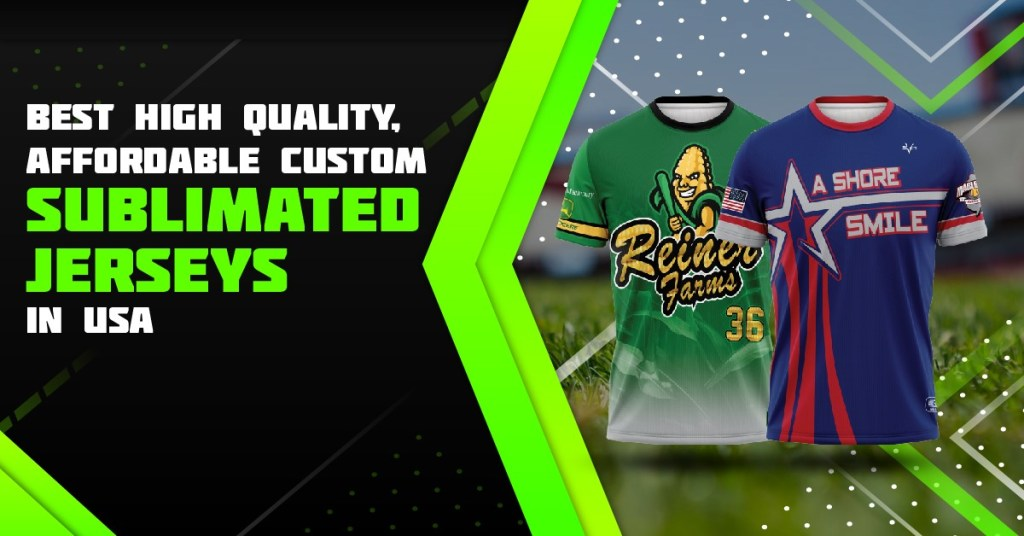 Custom Sublimated Jersey
