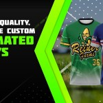 Best High Quality, Affordable Custom Sublimated Jersey in USA