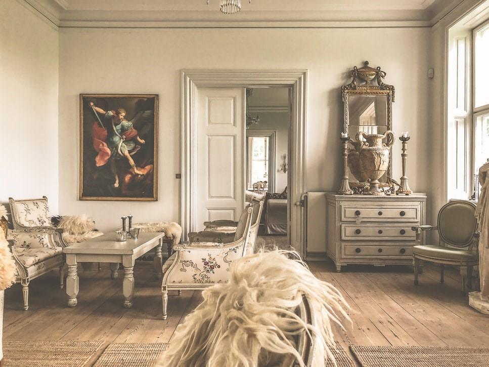 Biedermeier furniture
