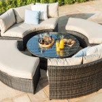 How to protect rattan garden furniture during the winter?