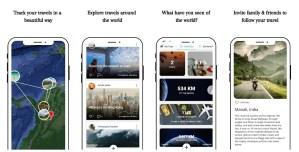 travel journal apps