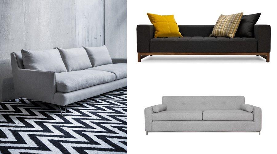sofa sans retardateur de flamme