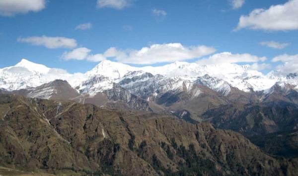 Churen Himal Trek - Eco Holiday Asia
