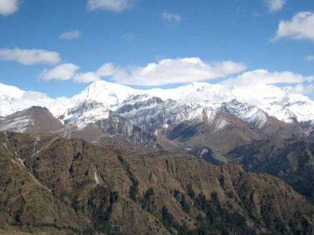 Churen Himal Trek - Eco Holiday Asia