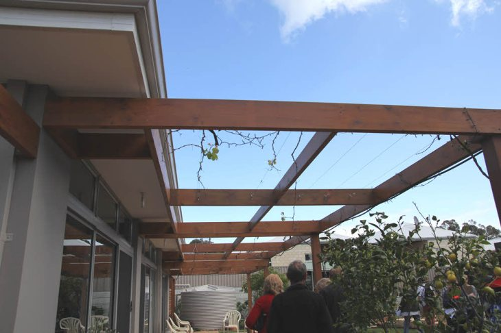 Sustainable House Day - Karrinyup Home